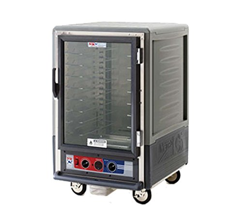 Metro C535-CFC-4-GYA C5 3 Series Heated Holding & Proofing Cabinet ()
