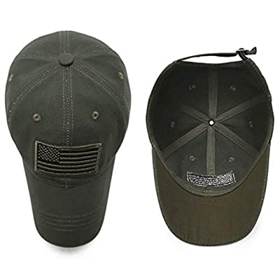 XGao Baseball Hats for Women, Unisex Men Women Baseball Caps Cowboys Embroidered Denim Cap Adjustable Profile Hat (2Green): Sports & Outdoors