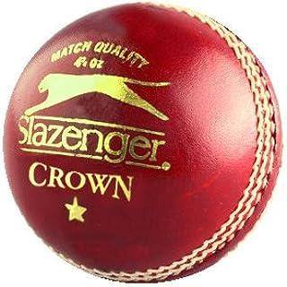 Slazenger da cricket, sport outdoor allenamento e di qualità pratica Crown Match Ball