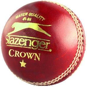 SLAZENGER Cricket Sport Formation et pratique Grade A de balle de grande qualité