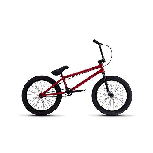 Redline Bikes Asset 20 Freestyle BMX, Red