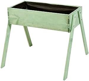 pur' Garden 3760217462240vegetales Junior, Verde, 51x 14x 27cm)