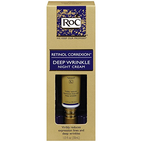 RoC Retinol Correxion Deep Wrinkle Night Cream (Nachtcreme)