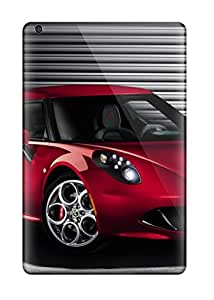 New Arrival Cover Case With Nice Design For Ipad Mini- Alfa Romeo 4c 5
