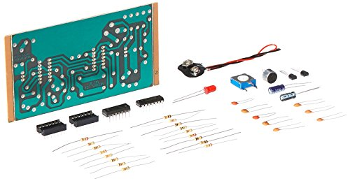 Elenco  Sound Activated Switch Soldering Kit  [ SOLDERING REQUIRED ]