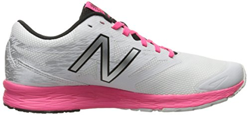 New Balance Flash Run V1, Zapatillas Deportivas para Interior para Mujer W1(WHITE)