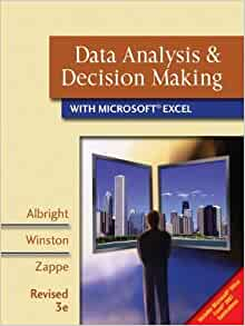 Amazon.com: Student Solutions Manual for Albright/Winston