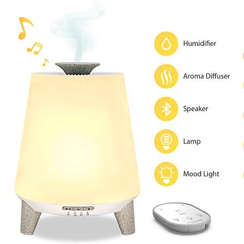 ultrasonic humidifier aroma - 2