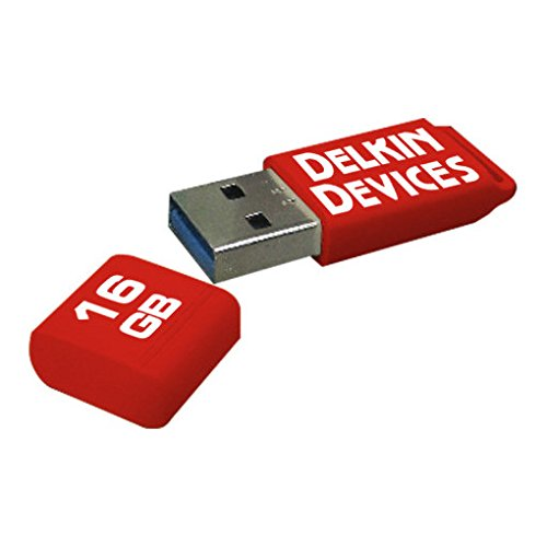 - Delkin PocketFlash USB 3.0 Flash Drive, 16GB (DDUSB3-16GB)
