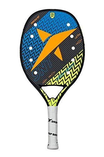 DROP SHOT Pala de pádel Modelo PENTAX Beach Tennis-Colección Oficial 2019