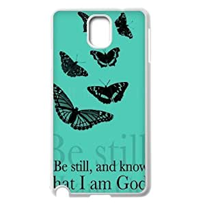 be still Personalized Cover Case with Hard Shell Protection for Samsung Galaxy Note 3 N9000 Case lxa#305109