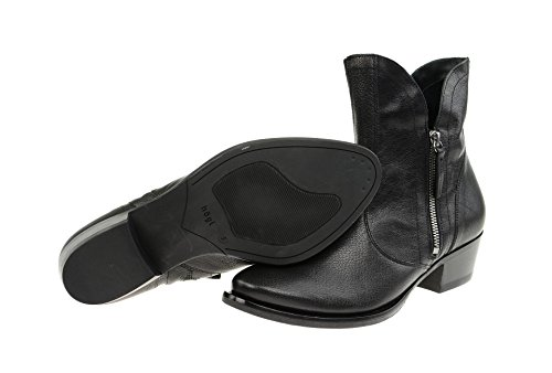 Högl Damen Stiefeletten - elegante Stiefelette 2610 Schwarz
