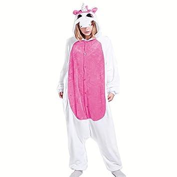 Disfraz Unicornio Fucsia adulto (L): Amazon.es: Juguetes y juegos