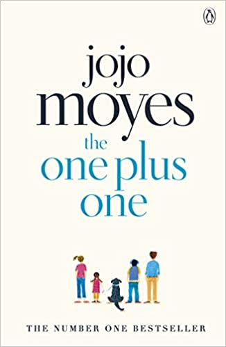 The One Plus One: Discover the author of Me Before You, the love story that  captured a million hearts: Amazon.co.uk: Moyes, Jojo: 9781405909051: Books