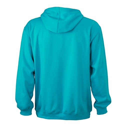 James Capuche Nicholson Turquoise A shirt Sweat amp; WrOXvW41