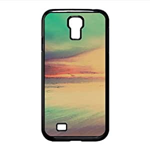 Beach Watercolor style Cover Samsung Galaxy S4 I9500 Case (Beach Watercolor style Cover Samsung Galaxy S4 I9500 Case)