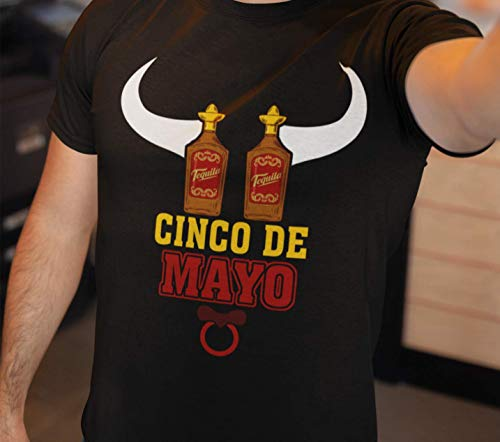 Cinco-De-Mayo Tequila Drinking Funny Mexican Party Family Matching Cactus Sombrero Customized Handmade T-shirt Hoodie/Sweater/Long Sleeve/Tank Top/Premium T-shirt