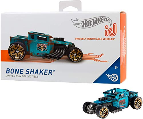Hot Wheels id Bone Shaker  {Hot Wheels Icons}