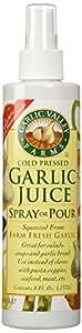 Garlic Valley Farms Cold Pressed Garlic Juice Spray or Pour - 8 oz.