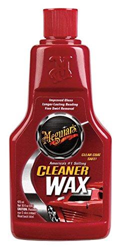 Meguiars #A-1216 16OZ Liquid Cleaner Wax