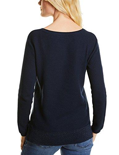 Mujer Blue deep 10128 Cecil Azul Jersey Para OwqR7a0