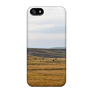 Hot New Roaming Bison Case Cover For Iphone 5/5s With Perfect Design