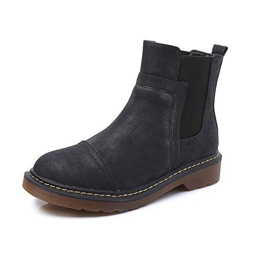 Heel Rubber Boots - 7