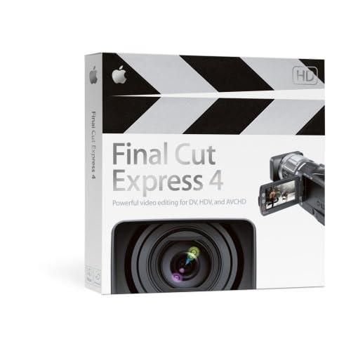 Apple Final Cut Express 4