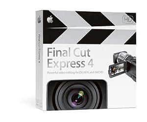 Final Cut Express 4 - Old Version