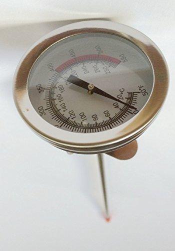 fryer temperature gauge - 6