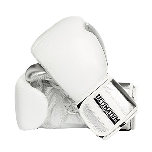 Ultimatum Boxing Genuineレザーgen3pro Snow Storm Professionalトレーニング手袋 B07DX4PFY8  14Oz