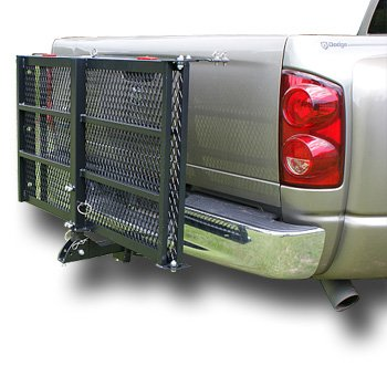 - 400lb Heavy Duty Mobility Scooter or Electric Power Wheelchair Carrier with Loading Ramp