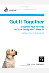 Get It Together: Organize Your Records So Your Family Won't Have To (Book with CD-Rom) Paperback