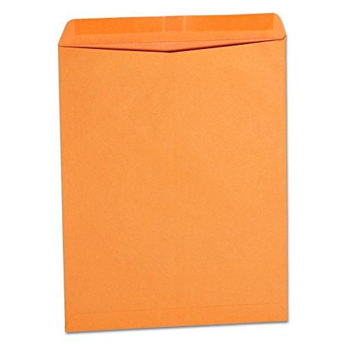 Universal 45165 Catalog Envelope  Center Seam  11 1 2 X 14 1 2  Brown Kraft  Box Of 250