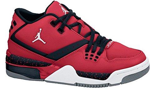 Pictures of Nike Jordan Flight 23 BG Basketball Shoes Red 1