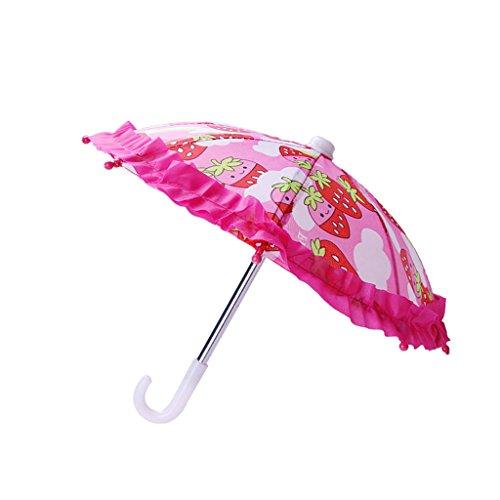 Girl With Umbrella - 7