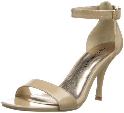 Madden Girl Womens Darrlin Dress SandalNude8.5 M US