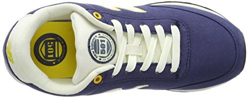 New Balance ML501BFR - Zapatillas unisex, color azul/amarillo Azul/Amarillo