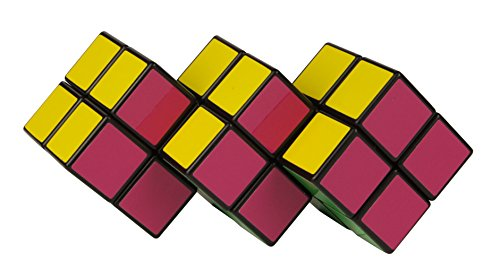 Riviera Games MCGTM2 Big Size Triple Cube, Multi-Colours