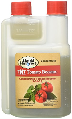 liquid fertilizer for tomatoes - 8
