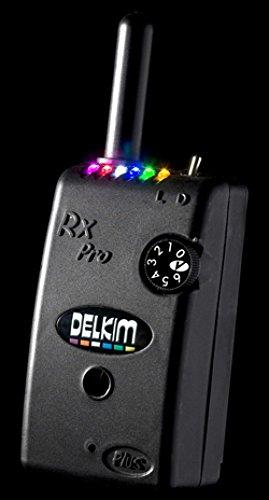 Delkim Centralina Rx Plus Pro Avvisatori Attrezzatura Pesca DP060