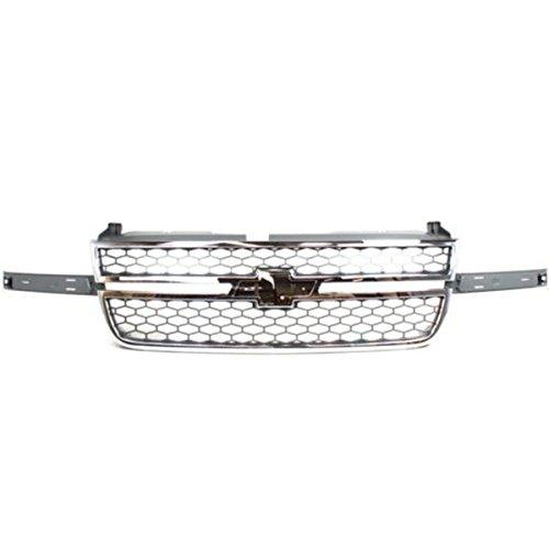 06 silverado grills - 2