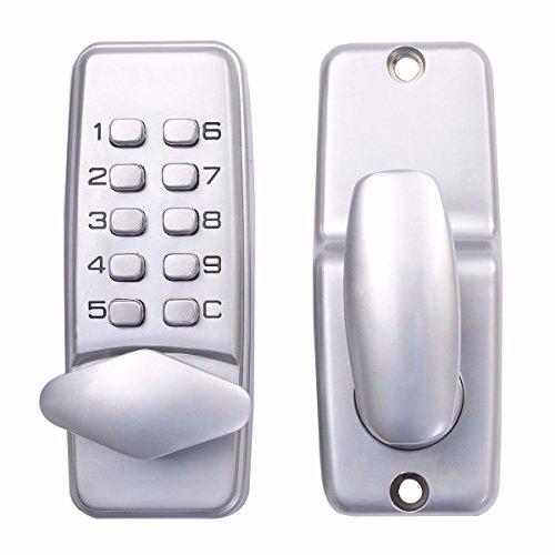ord Mechanical Keypad Digital Deadbolt Keyless Latch Entry Security System (Digital Keypad Entry System)