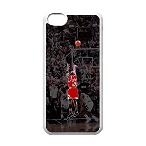 Cool Painting Michael Jordan Customized Case For Iphone 6 Plus (5.5 Inch) Cover,custom phone case case-353254