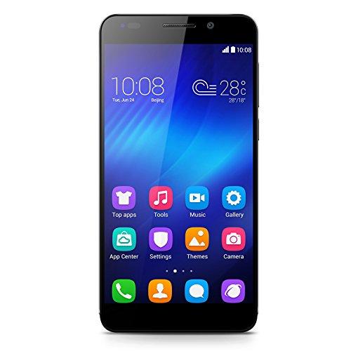 1105 opinioni per Honor 6 Smartphone (5 pollici, Touchscreen, Octa-Core, 3GB RAM, 16GB ROM,