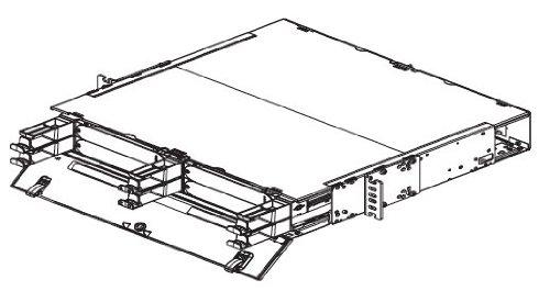 CCH-02U - Corning Closet Connector Housing, 2U
