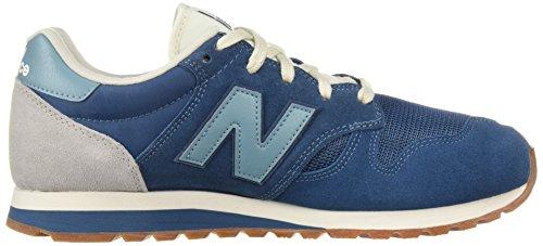 New Baskets U520v1 Balance Blue Mixte Bleu Adulte gRgvnqrF