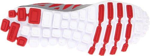 0 Men's White Grey Red Black Reebok 2 Transition Realflex SZ1pIqIO