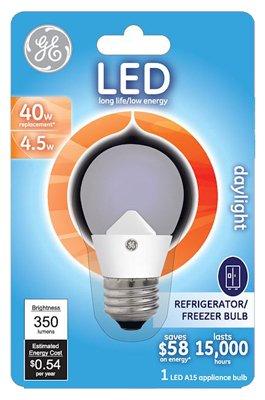 Ge Led Freezer Lights in US - 5