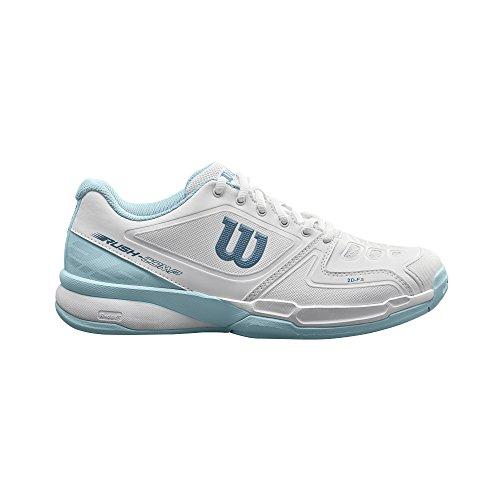 Rush da Glowprovincial Bianco Donna Wilson Comp W Blue Tennis Scarpe Whiteblue Iw7wnZqdz